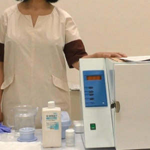 Дезинфекция и стерилизация